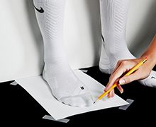 Nike Footwear Measurement